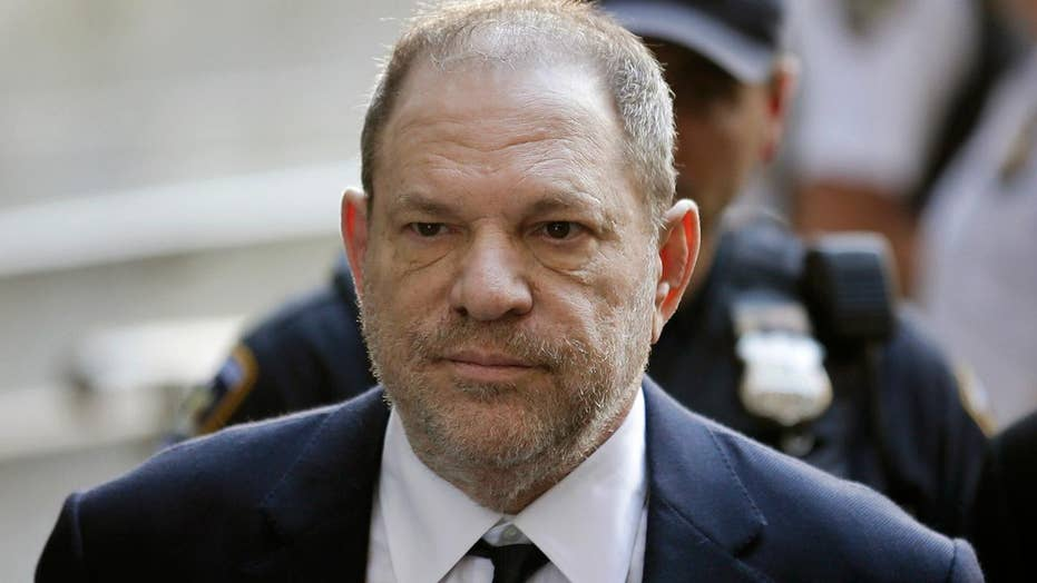 Harvey Weinstein could face life behind bars