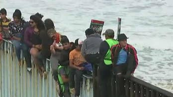 It seems clear there's a crisis on the Mexican border, with tens of thousands of people crossing illegally or arriving to demand asylum. But who is to blame for creating this crisis? #Tucker