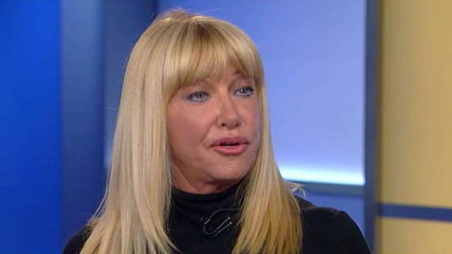 Suzanne Somers Reflects On Her Legendary Career  On Air -4158