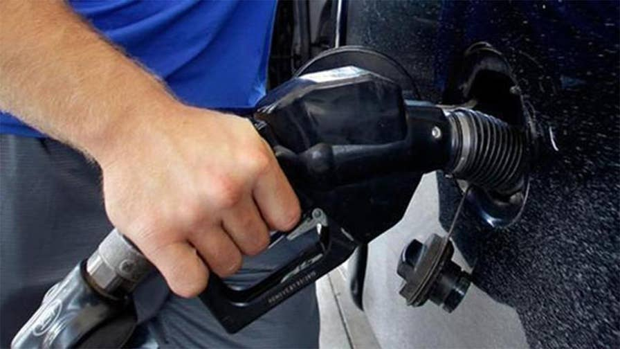 The price of regular unleaded gasoline is up 28 percent from this time last year. FBN's Jeff Flock reports.