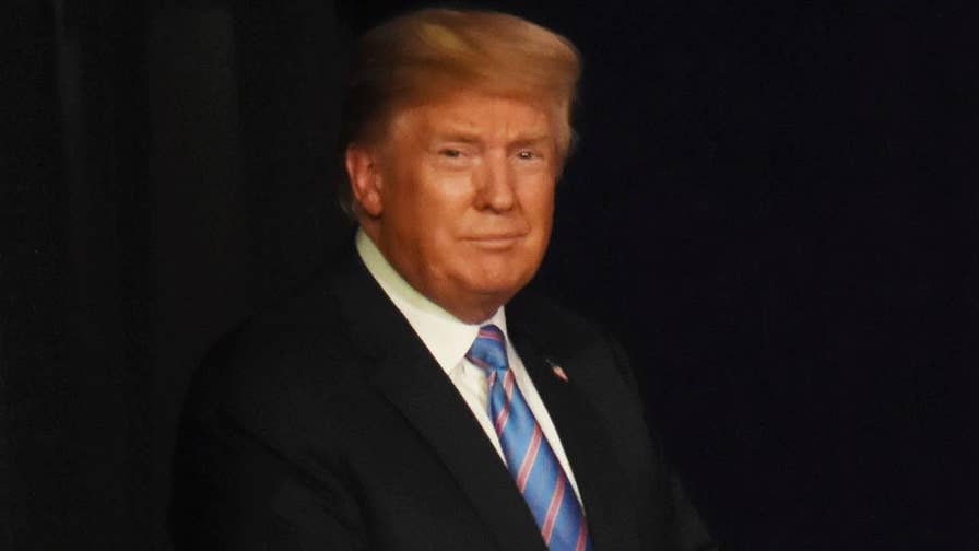 President interviews several potential justice nominees before celebrating America's birthday; correspondent Rich Edson reports from Washington.