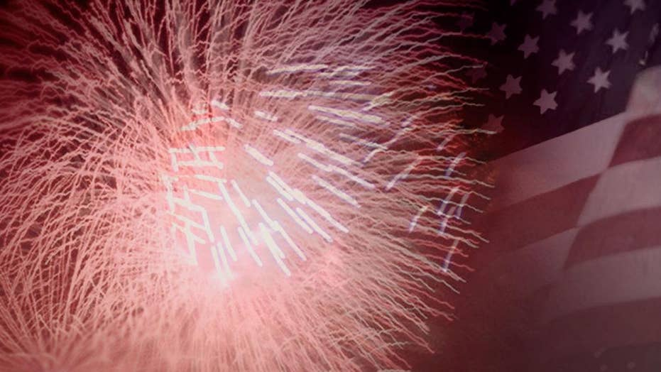 Veterans with PTSD cope with holiday fireworks