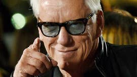 Actor James Woods has been locked out of his Twitter account over a tweet that was found to be in violation of its rules.