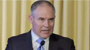 EPA administrator faced a growing list of allegations; Blake Burman reports from the White House.