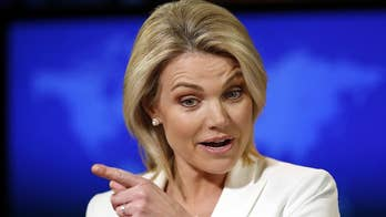 Heather Nauert says the U.S. remains 'committed to a denuclearized North Korea'; reaction from Tara Maller, senior policy adviser for the Counter Extremism Project and former CIA military analyst.