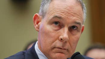 President Trump announced on Twitter that he had accepted Pruitt's resignation; chief White House correspondent John Roberts reports.