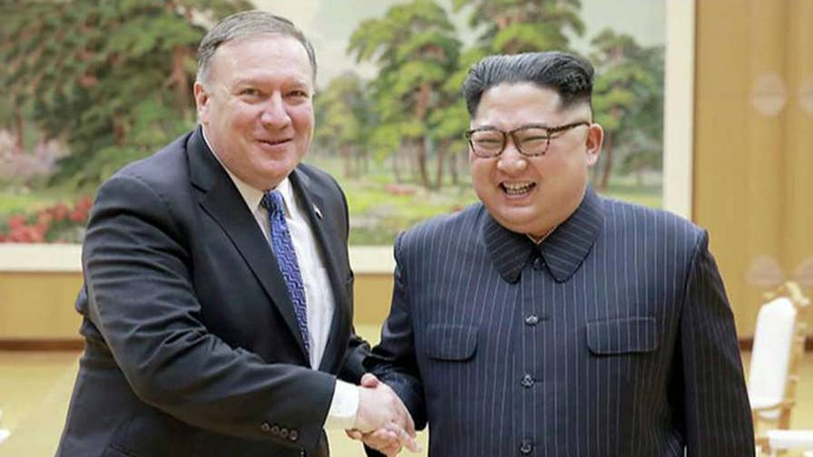 Secretary of State Pompeo headed back to North Korea. 'The Hill' contributor weighs in.