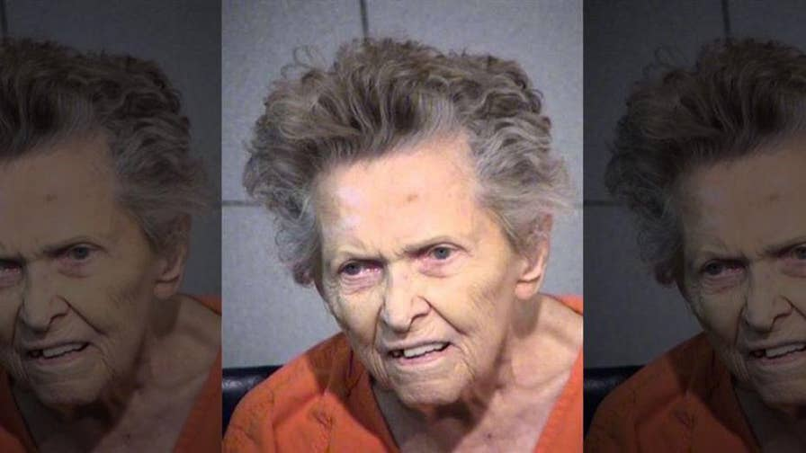 Maricopa County authorities say Anna Mae Blessing shot her son because he wanted to put her in an assisted living facility.