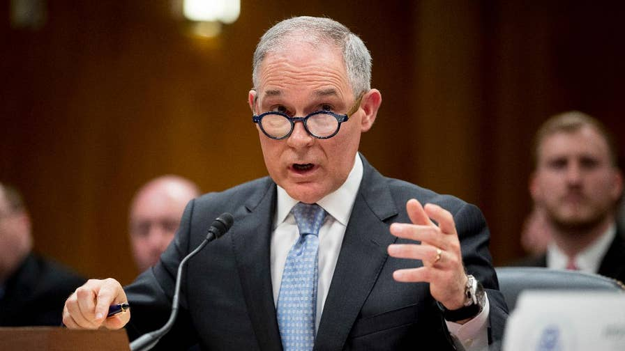 President Trump has accepted the resignation of Scott Pruitt. Here's a look back the scandal-ridden EPA chief's tenure.