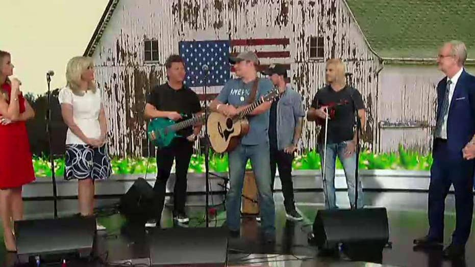 After the Show Show: Wes Cook Band