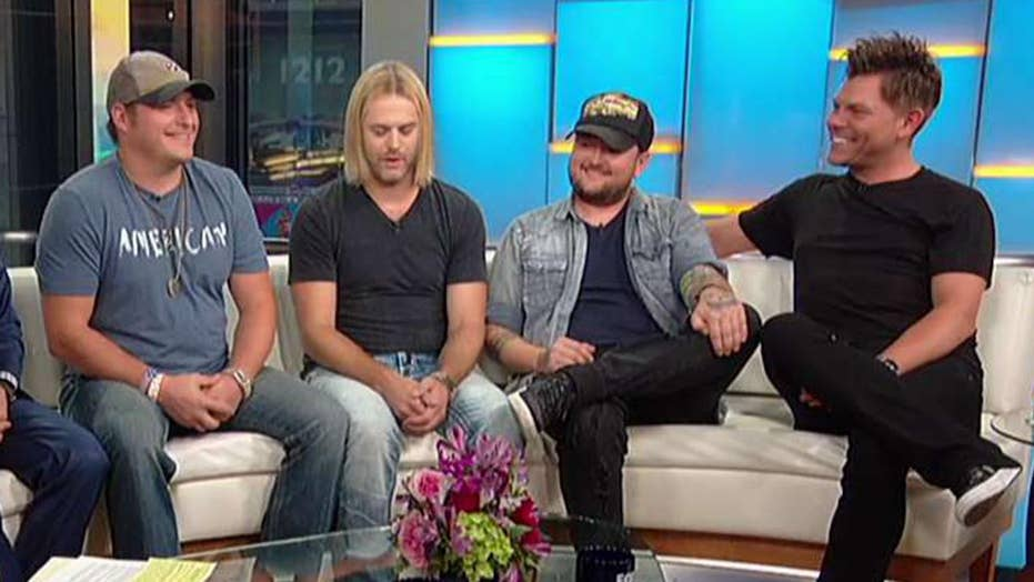 Wes Cook Band says Facebook 'censored' promo of song