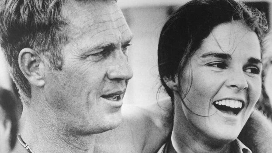 Actress Ali MacGraw's real love story was off-camera