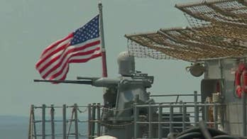 Sailors reflect on being proud to be an American. Anna Kooiman reports for #ProudAmerican.