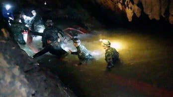 Horrific loss comes as rescuers in Thailand race ahead of a monsoon. Todd Piro reports.
