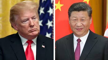 China accuses U.S. of starting biggest trade war in history; reaction and analysis on 'The Five.'