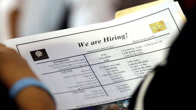 US economy is on its longest job creating streak ever