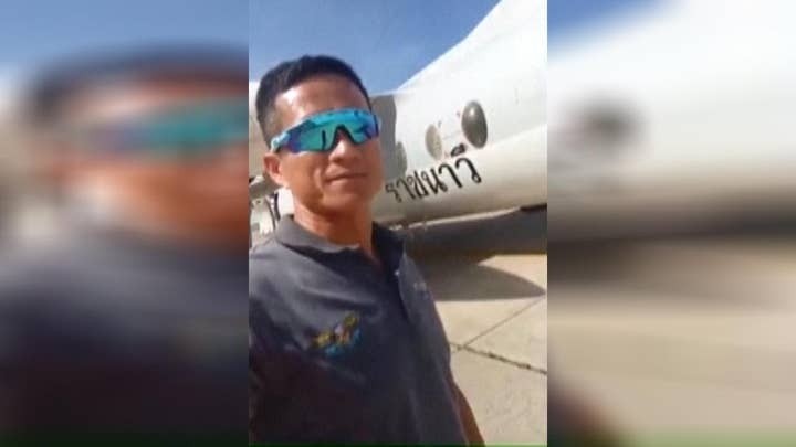 Former Thai Navy SEAL dies during cave rescue attempt