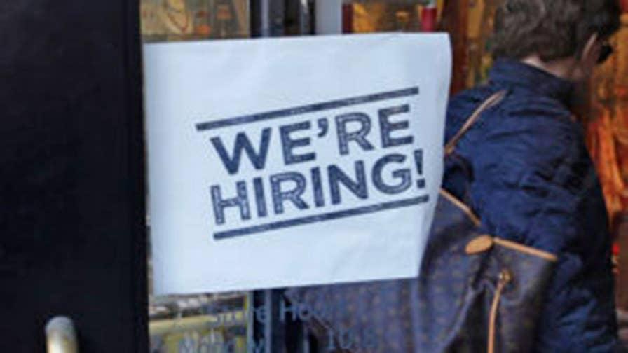 June unemployment rate is 4 percent.