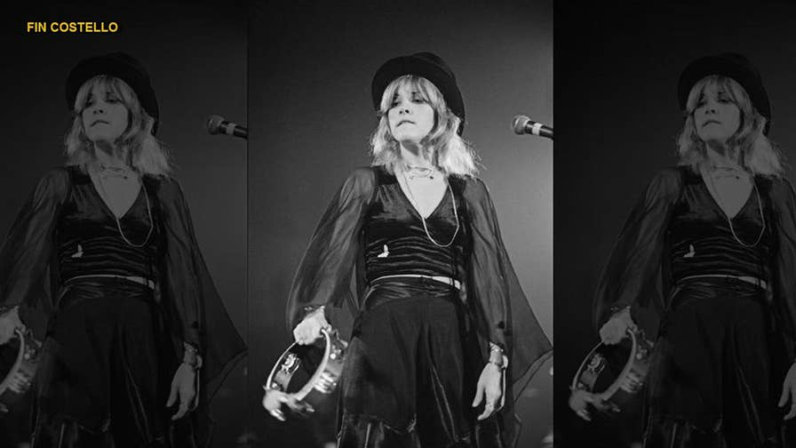 Stevie Nicks may be recognized as one of the most iconic female singers in rock 'n' roll, but a new book focusing on the Fleetwood Mac vocalist is attempting to demystify the star.