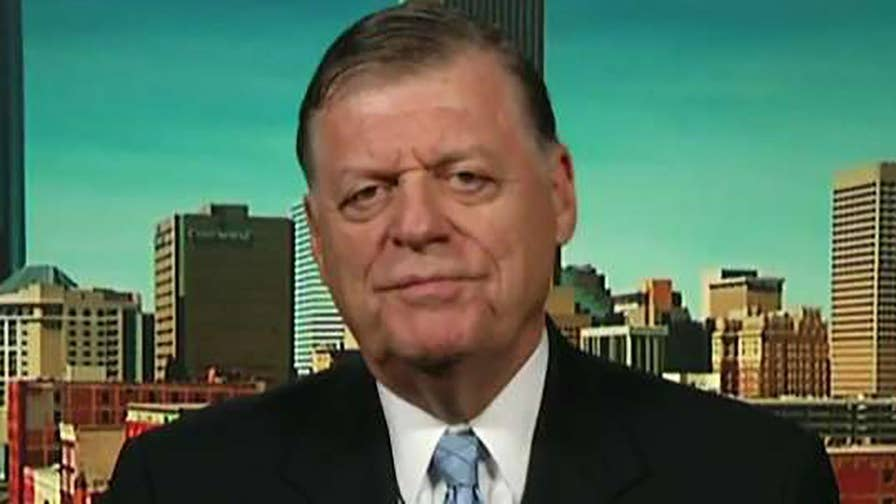Oklahoma Congressman Tom Cole discusses on 'Your World' how farmers and ranchers are reacting to escalating trade tensions with China.