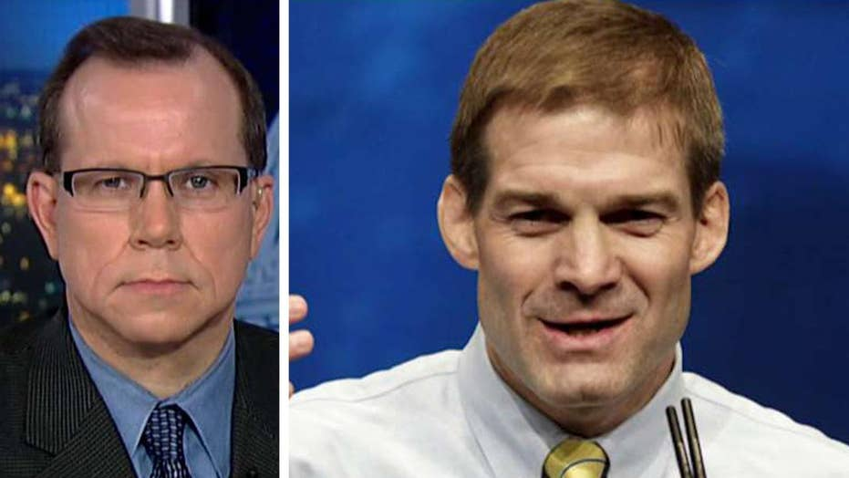 Fox News talks to Jim Jordan's accuser