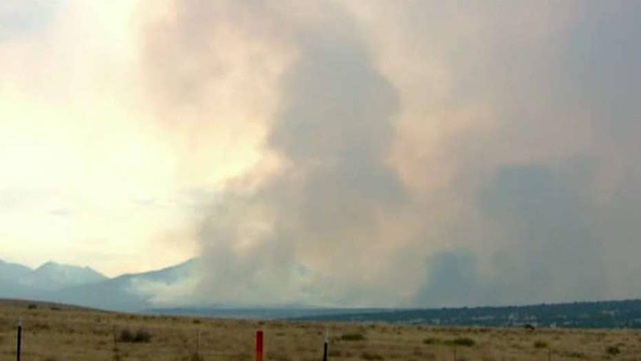 Colorado's Spring Creek fire 35 percent contained