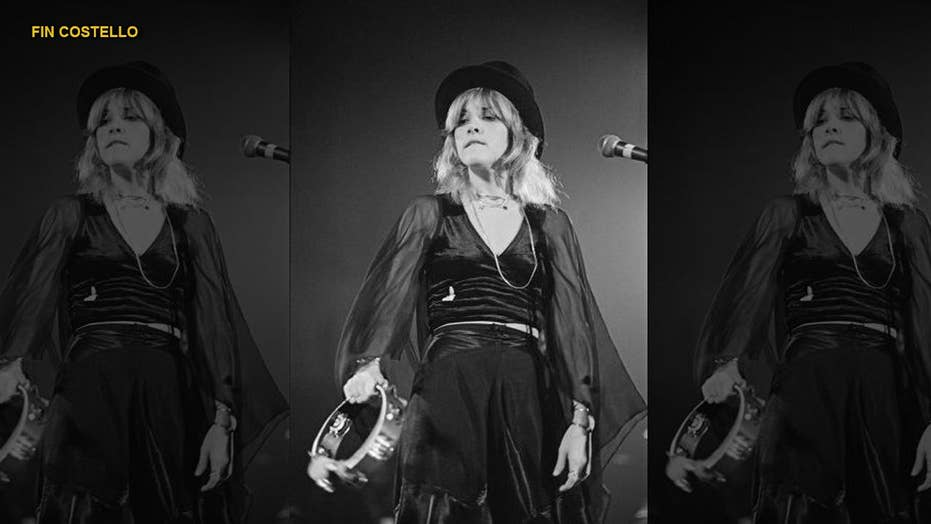 Stevie Nicks survived abusive relationship with former