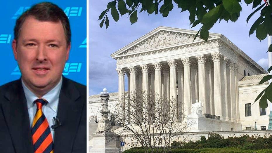 Why Democrats can't block Trump's Supreme Court pick