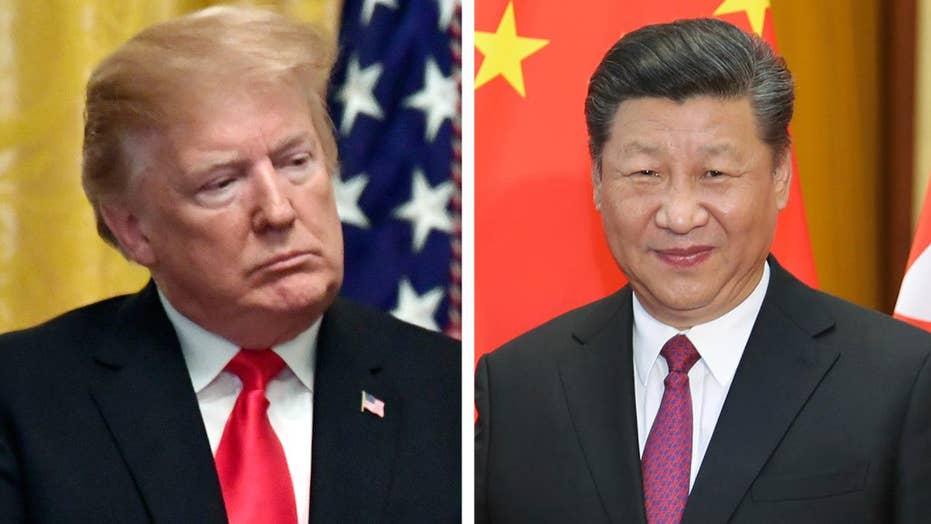 Trump eyes even higher tariffs as China trade war escalates