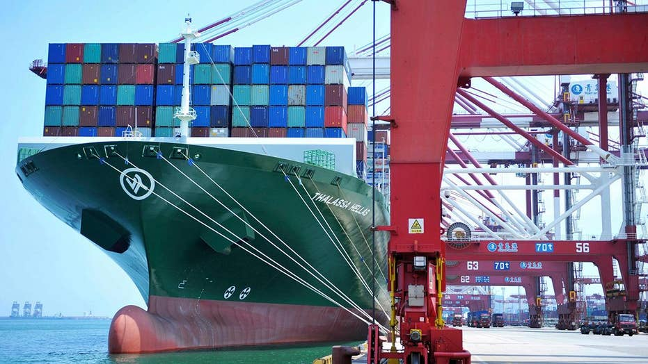 China retaliates as Trump tariffs go into effect