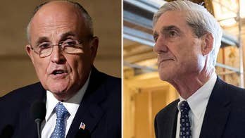 Rudy Giuliani tells the New York Times that Mueller needs to show a legitimate basis before President Trump will consider an interview; former DOJ official Robert Driscoll reacts.