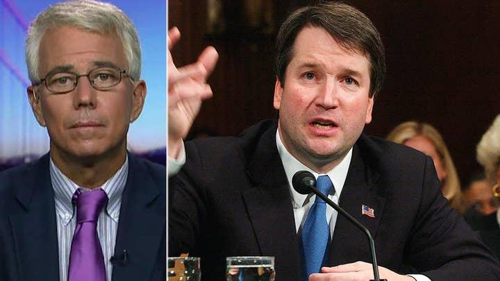 Conservatives have concerns about Supreme Court contender