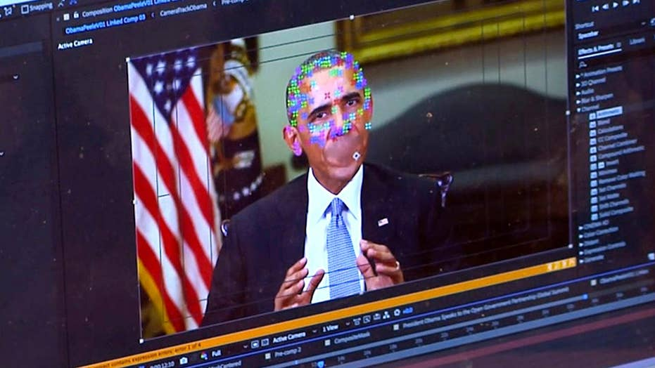 Video manipulation technology could lead to security risks