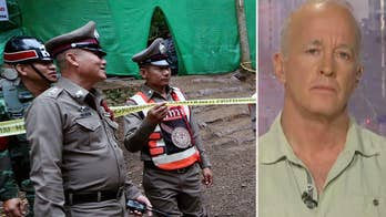 Cave rescue operation efforts continue in Thailand to rescue a trapped soccer team and their coach; retired Navy SEAL Team Six member Don Mann shares insight.