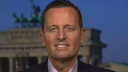 Amb. Grenell on NATO spending commitments, EU tariff threats