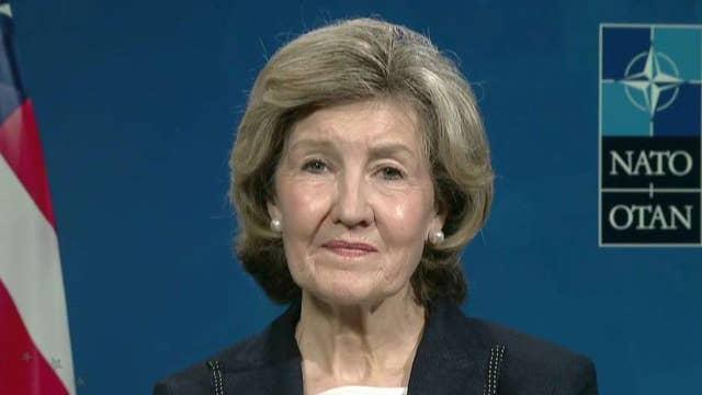 Kay Bailey Hutchison previews Trump's European summits