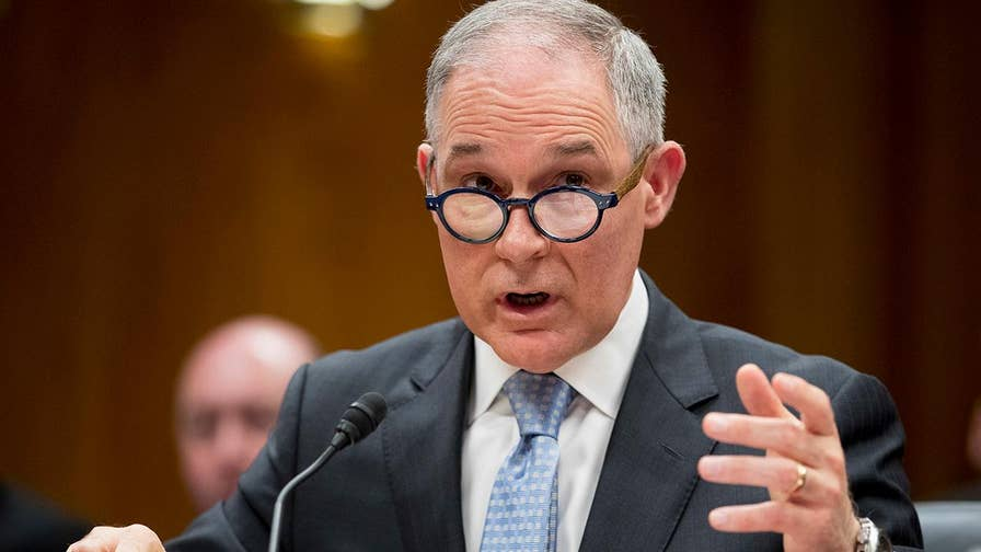 Were stories on EPA chief accurate?
