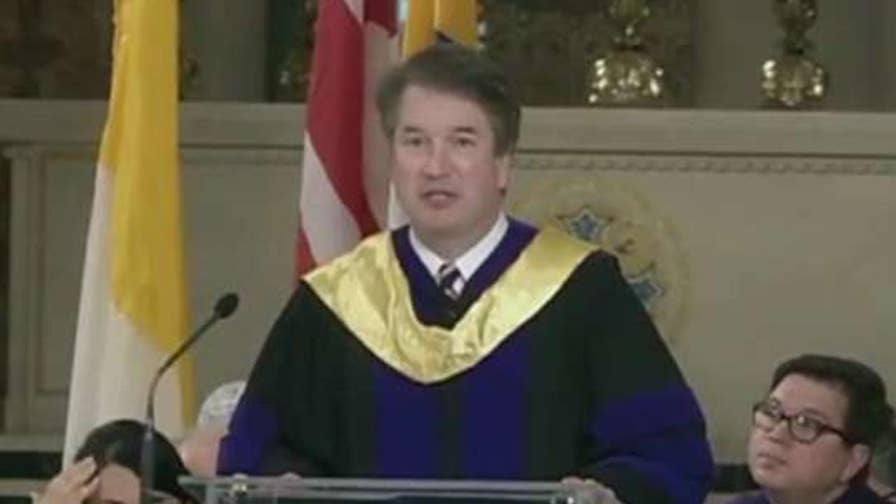 Judge Brett Kavanaugh is on the White House's shortlist for the Supreme Court; a former clerk for Kavanaugh discusses the judge's record.