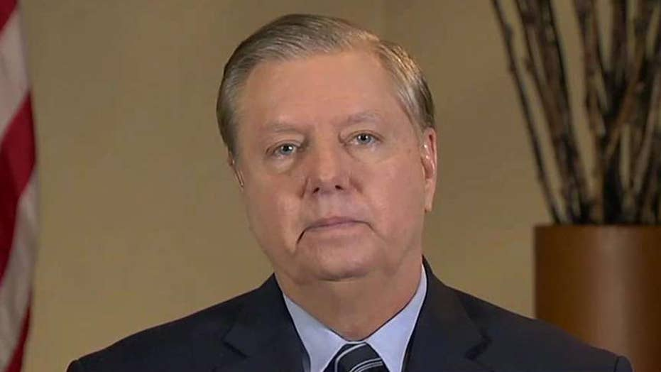 Sen. Graham on North Korea, Putin and Trump's SCOTUS pick