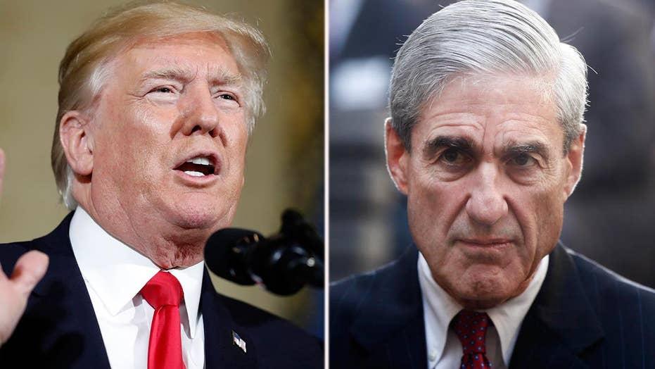 Trump calls Russia probe a 'Democrat Con Job'