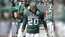 Michigan State defensive back Jalen Watts-Jackson explains why he's putting his 'goals over his dreams.'