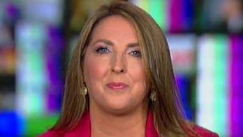 On 'Your World,' RNC chairwoman reacts to the angry confrontations with Republican officials, discusses the search for a Supreme Court nominee and midterm elections.