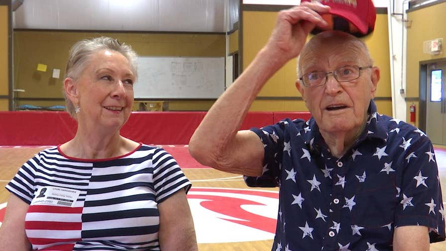 Despite countless ups and downs, 96-year old veteran Francis Turner has purposed his life to helping others.