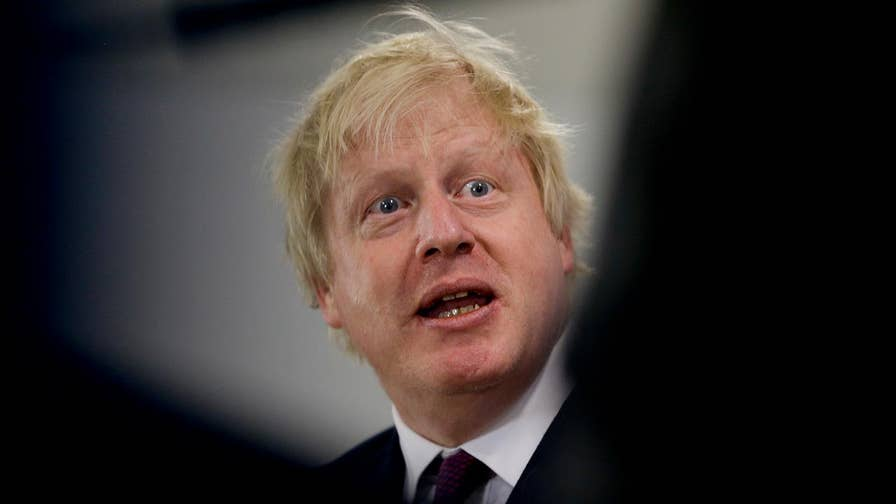 Johnson quit just hours after Brexit Secretary David Davis stepped down; the two men said they could not support Prime Minister Theresa May's Brexit plan.