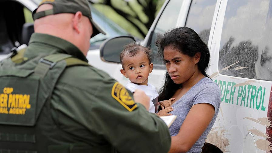 Trump administration faces Tuesday deadline to reunite migrant children under 5 with parents; Casey Stegall reports from Brownsville, Texas.