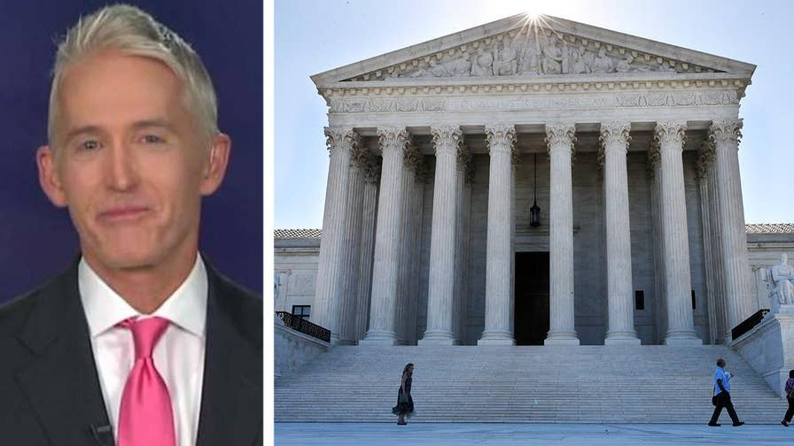 On 'The Story,' Republican congressman from South Carolina speaks out ahead of Trump's Supreme Court announcement.