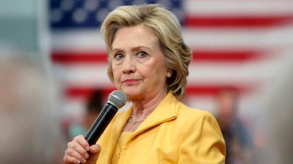 Hillary Clinton hinting at 2020 run?