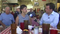 Voters at D's Friendly Diner in Georgia react to President Trump's Supreme Court pick.