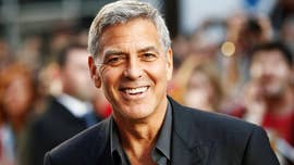 George Clooney was reportedly driving 60 mph and was tossed from his motorbike in a collision with a car in Italy on Tuesday.