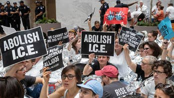 The Trump administration is seeking to expand ICE's budget by close to a billion dollars, but more Democrats are calling for the agency needs to be abolished entirely. #Tucker